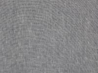 Льняная ткань: 70Л. Серая сетка, лен.