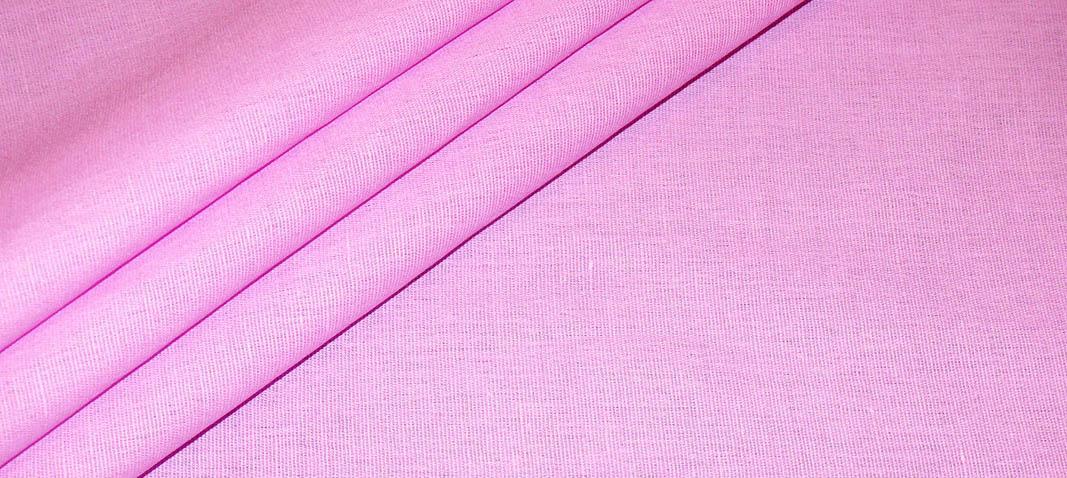 Гладкоокрашенные льняные ткани разных оттенков